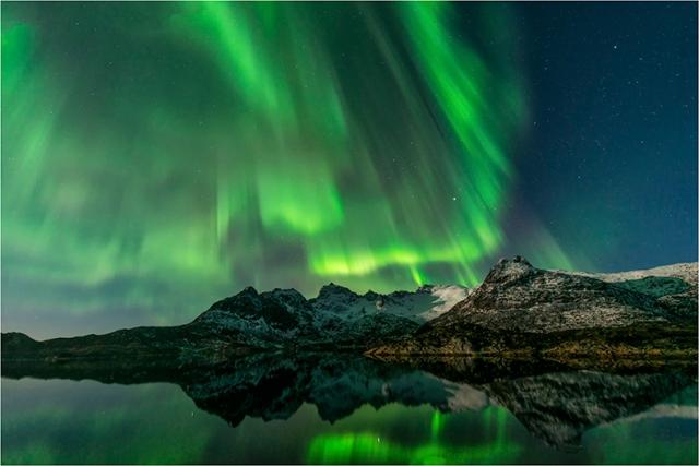 Lofoten Norway Aurora - Greg Earl