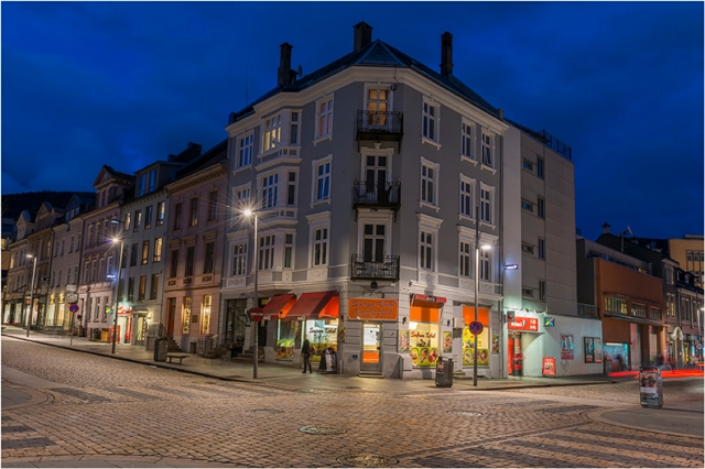 Bergen By Night - Greg Earl