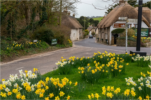 Typical Dorset Village - Greg Earl