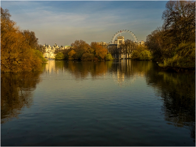 St. James's Park, London - Greg Earl