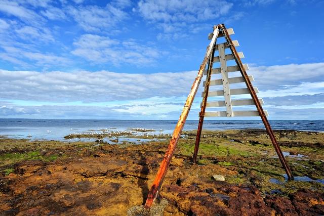 Navigational Marker - Rickett's Point