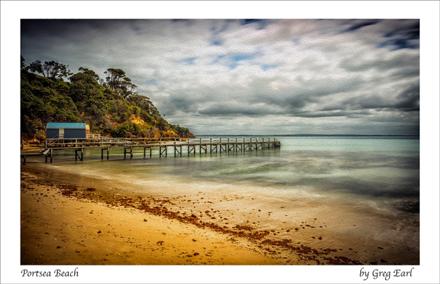 Portsea Beach ART Blog
