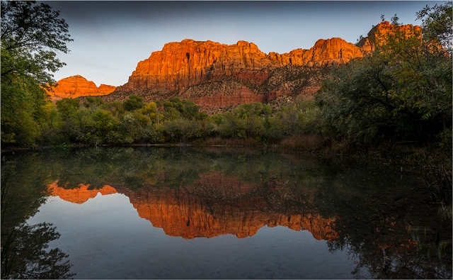 The Watchman Reflection